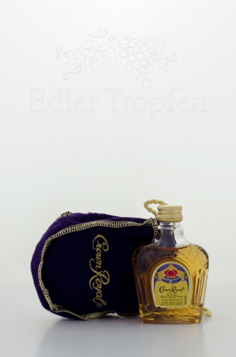 Crown Royal blended Whisky 5 cl