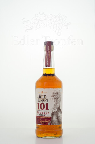 Wild Turkey Whiskey Sortiment