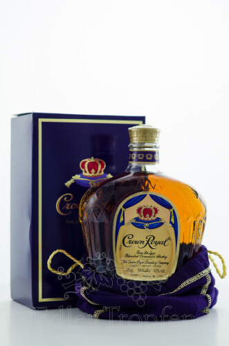 Crown Royal blended Whisky 0,7 l