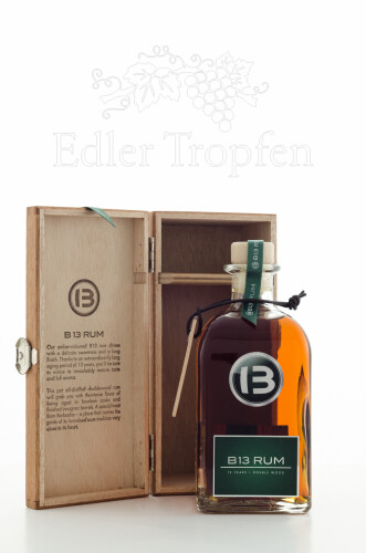Bentley B13 Rum Barbados 13y Hoki 0,5 l