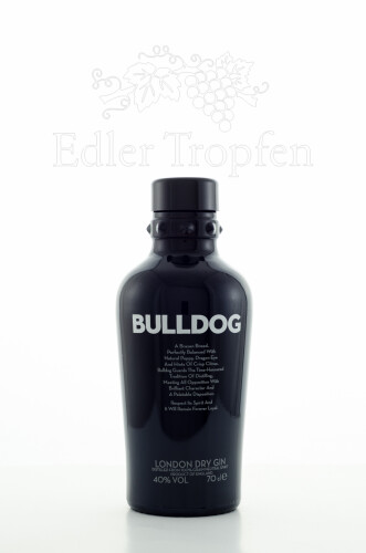Bulldog London Dry Gin 0,7 l