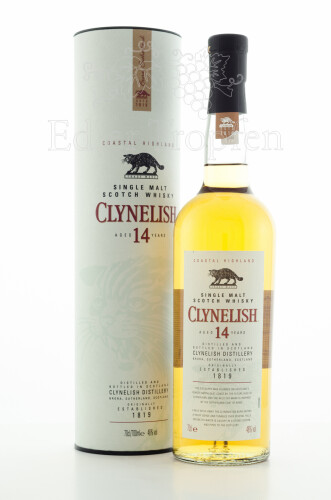 Clynelish 14y Highland Whisky Sortiment