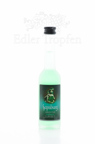 Absinthe Hapsburg traditional 72,5% Vol. 5 cl