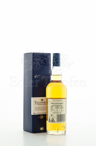 Talisker 10y Isle of Skye Whisky 0,2 l