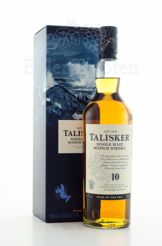 Talisker 10y Isle of Skye Whisky 0,7 l